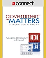 Connect 1-Semester Access Card for Government Matters