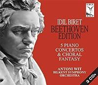 Beethoven: Complete Piano Concertos (Complete Piano Concertos/ Choral Fantasy) by Idil Biret (2011-10-25)