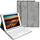 BAIBAO Clavier pour iPad 9.7/2018/Air 2,Clavier Bluetooth pour ipad 2018/2017 iPad 9.7/Air,Clavier...