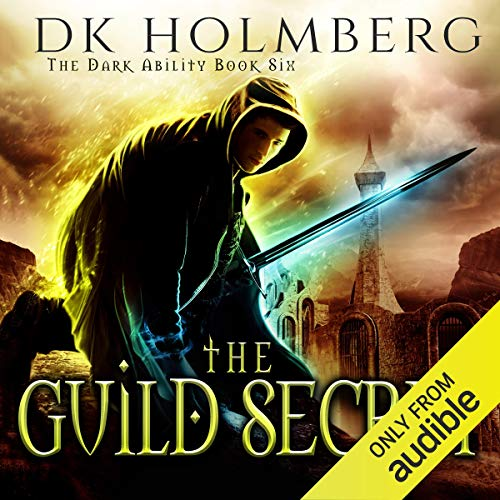 Couverture de The Guild Secret