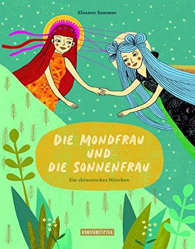 Buchseite und Rezensionen zu 'Die Mondfrau und die Sonnenfrau' von Sommer, Eleanor