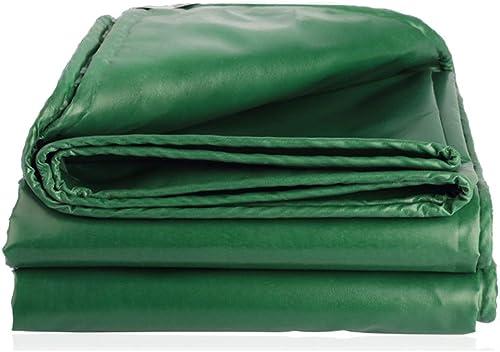PIPIXIA Tissu imperméable Anti-vieillissement de Couverture de Prougeection Solaire de Toile de bache de PVC pour Le Quai de Port de Voiture