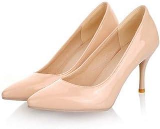 Vrouwen Puntschoen Hoge Hakken Instappers Pumps Dunne Hak Klassiek Kantoor Carrière Feest Stiletto's Mode
