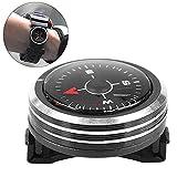 MAGT Tauchkompass Mini Leichter Abnehmbarer Handgelenkkompass Aluminiumlegierung Tauchkompass Für...