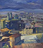 Gianfranco Zucca – View of The Old Town of Cagliari
