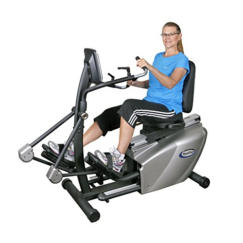HCI Fitness PhysioStep LTD Seated Elliptical Cross Trainer