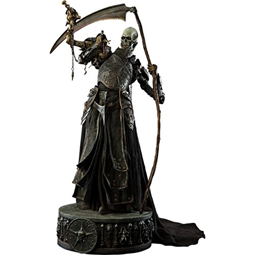 Sideshow Collectibles SS400283 Exalted Reaper General Demithyle Legendary Scale Figure