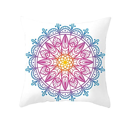 Cushion Pad Textiles Stuffer Flowers Yellow Pink Blue Soft Solid Pillow Insert Polyester For Home Sofa Bedroom Bed Car Livingroom Decorative Cozy Washable Christmas Indoor & Outdoor C9400 45X45Cm