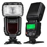 Aperlite YH-500N Flash for Nikon Digital SLR Camera [Supports TTL, Wireless S1 S2 Modes]