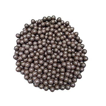 NIDAYE Biodegradable Slingshot Ammo Balls – 1000pcs 3/8 Inch  About 9mm  Hard Clay Slingshot