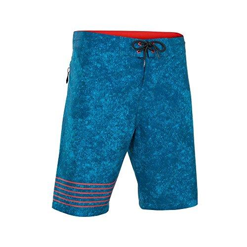 Ion Logo 20'' Boardshorts Herren Ocean Blue Größe W33 | M-L 2019 Badehose