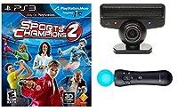 Sports Champions 2 Move Starter Bundle PS3 [並行輸入品]