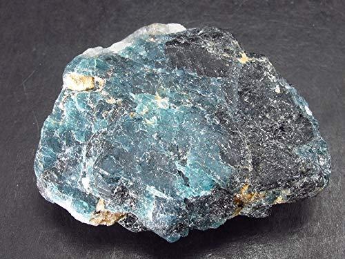 The Russian Stone Cristal de grandidierita extremadamente raro de Madagascar – 4,2 cm – 155 quilates