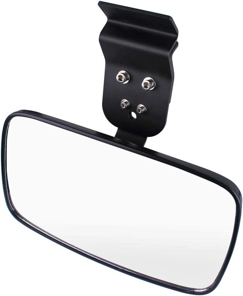 Xislet Rear View Max 59% OFF Mirror half Compatible Polaris 2015-2021 Ranger with