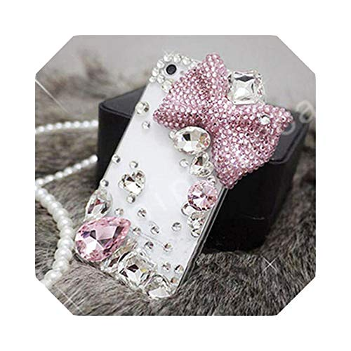 Carcasa para iPhone 12 11 Pro XR XS Max Luxury Bling Shell Soft Phone Jewelled Case para iPhone 6 7 8 Plus 1 para iPhone 12 Mini