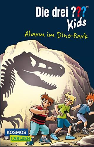 Die drei ??? Kids 61: Alarm im Dino-Park (61)