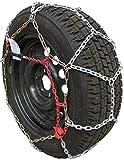 TireChain.com 225/60R17 225/60 17 TUV Diamond Tire Chains Set of 2