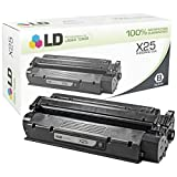 LD Remanufactured Toner Cartridge Replacement for Canon X25 8489A001AA (Black)