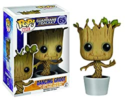 Funko Pop! Vinyl Bobblehead - Marvel's Guardians Of The Galaxy - Dancing Groot