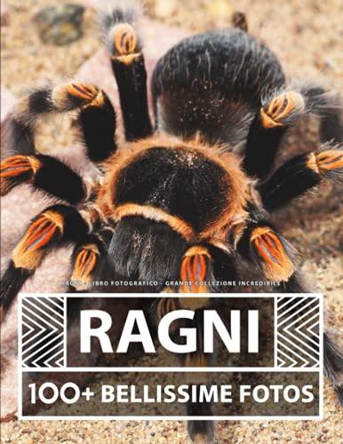 Libro Fotografico - Ragni - Grande Collezione Incredibile:...