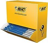 BIC Deutschland Kugelschreiber M10, 0.4 mm, Value Pack 100 Stück, blau