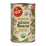 Natural Value Organic Pinto Beans, 15 Ounce (Pack of 12)
