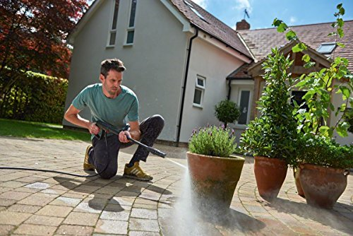Bosch UniversalAquatak 125 Pressure Washer Flow Rate