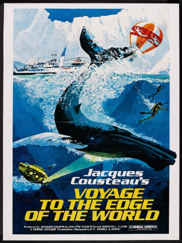 Voyage to the Edge of the World