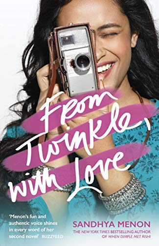 Book's Cover of From Twinkle, With Love: The funny heartwarming romcom from the bestselling author of When Dimple Met Rishi (English Edition) Versión Kindle