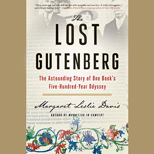 Couverture de The Lost Gutenberg