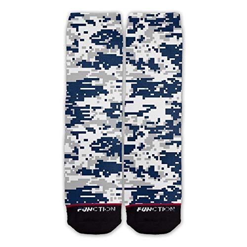 Function - Dallas Football Team Digital Camo Fashion Socks