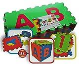 Kapaxko - Puzzle Goma EVA 26 planchas con letras (Kapaxko 79-902)
