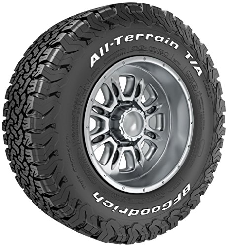 BF-Goodrich All Terrain T/A KO2 265/70 R16 121/118S