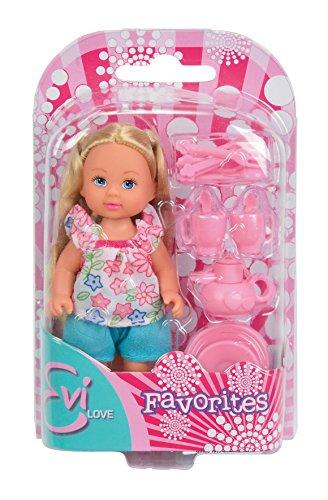 Simba Toys Bambola Evi Favourites 6 Ass.
