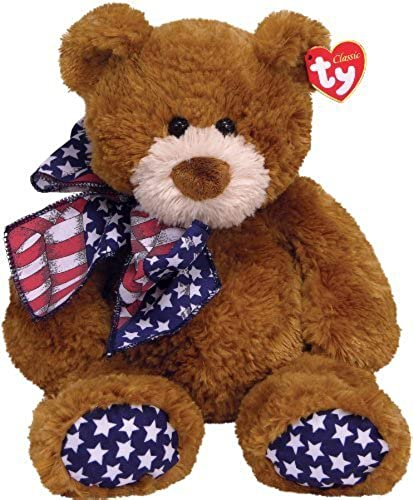 Ty Classic Flags Bear by TY Classic