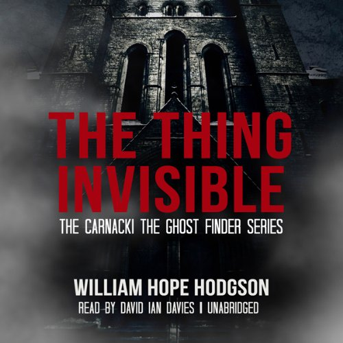 The Thing Invisible  Audiolibri