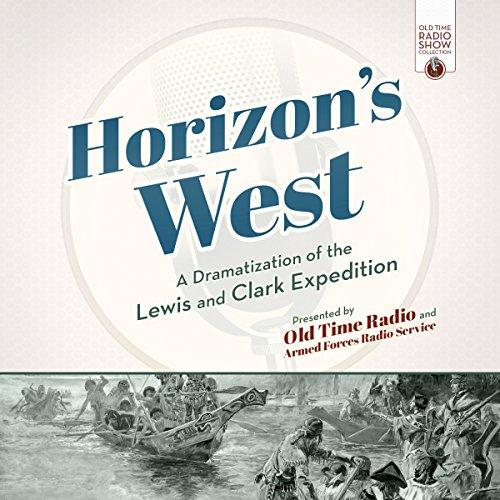 Horizon's West audiobook cover art