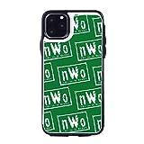 ニュー·ワールド·オーダー プロレス団体 アイフォン11Pro MAX ケース手帳型 財布Case 収納付き……