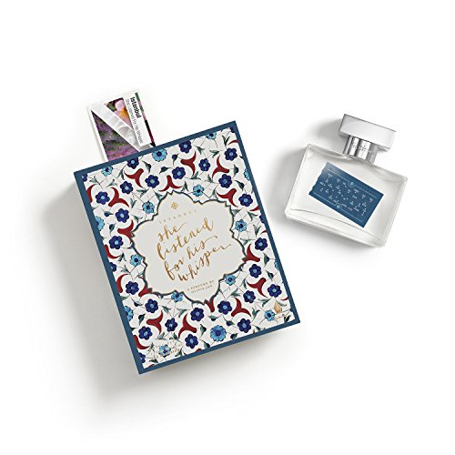 Fictions Perfume Spray – Istanbul. She Listened For His Whisper – By Olivia Jan – Spicy Florals – Peach Skin, Black…