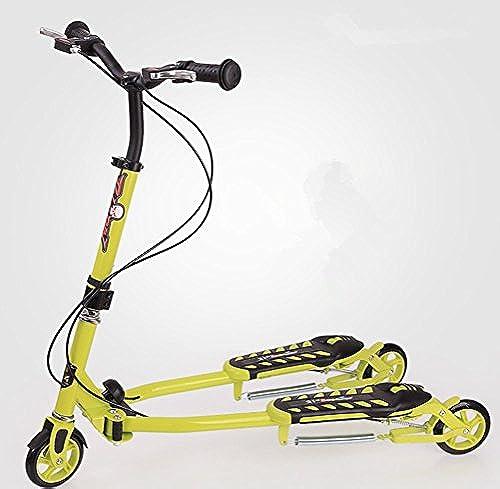 DDPP Roller-Frosch-Dreirad-Roller-Pedal Mickey Scissors der Kinder,2
