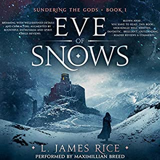 Eve of Snows audiobook cover art