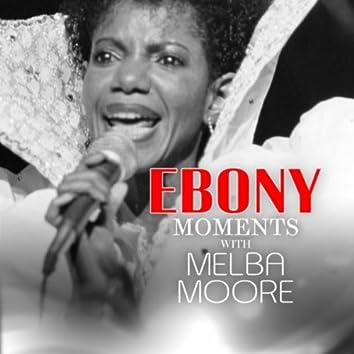 Melba Moore interviews with Ebony Moments