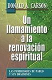 UN Llamamiento a la renovación Espiritual (Spanish...