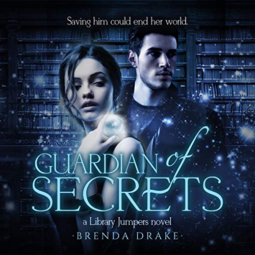 Guardian of Secrets audiobook cover art