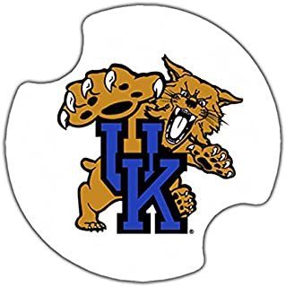 Thirstystone University of Kentucky Car Cup Holder Coaster, 2-Pack