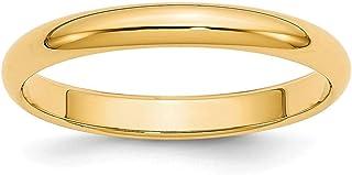 JewelryWeb oro 14 quilates (585) oro amarillo 14 quilates (585)