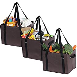 10 Best Foldable Shopping Baskets