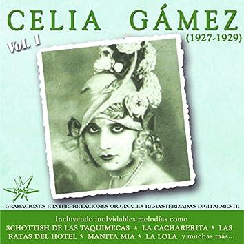 Celia Gámez, Vol. 1 (1927-1929 Remastered)