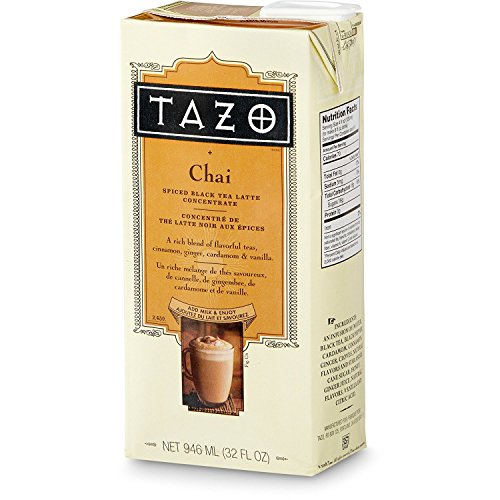 Tazo Chai Tea Concentrate (32-oz.)