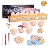 Colmanda Dinosaurier Egg Toy, Dino Spielzeug Party Dinosaur Kit Dino Spielzeug Party Dino Spielzeug...